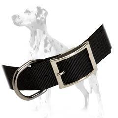 Super durable nylon collar