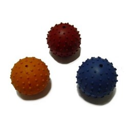Quality Rubber ball for more interesting training, playing and better mouth hygiene of your Dalmatian