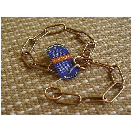 Curogan Fur Saver Dog Collar- Hs dog collar for Dalmatian